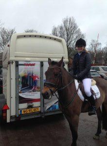 Zwartewaterruiters succesvol in IJsselmuiden en Mariënheem