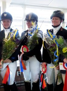 Results of 10th of February 2018 of CPEDI3* Genemuiden