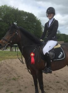 Maud van Rees wint 2e prijs