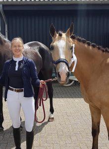 Daphne Visscher wint 2e prijs in Emmeloord
