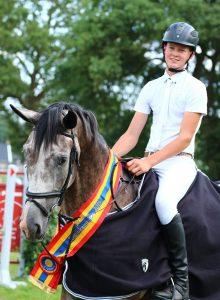 Joël Zwanepol is Overijssels Kampioen